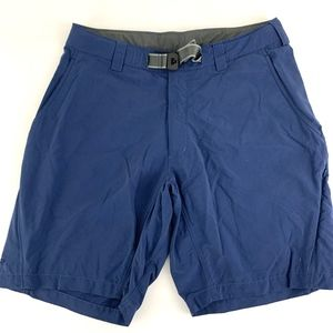 Outdoor Research Blue Nylon Shorts